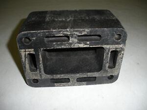 """Barr 20-61811A4 3"""" Exhaust Riser Block Replaces Mercruiser 61811A4"""