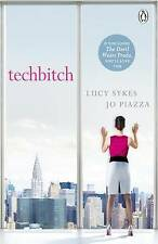 Techbitch, Piazza, Jo, Sykes, Lucy, New Book