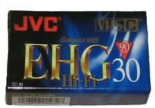 JVC VHS-C  Hi Fi Tape EHG 30-90 Minute
