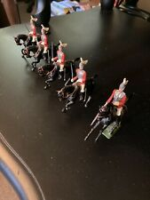 britains lead toy soldiers pre 1970