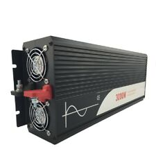 Pure Sine Wave Power Inverter 3000W 24V to 220V For air conditioning etc GE