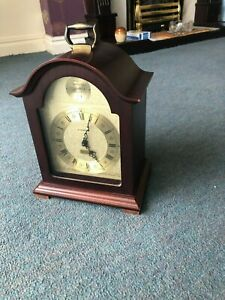H. SAMUAL  Mantel Clock with Westminster Chime