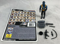 GI Joe 1990 Range-Vipers V1 100% Complete w/ Uncut Card Hasbro ARAH Vintage