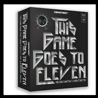 The Game Goes To Eleven Card Game That Cranks It Past Ten This is Spinal Tap New