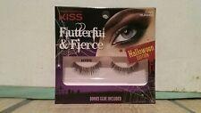 Kiss Flutterful & Fierce Halloween Edition Lashes 71023 HLASH02