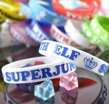 2pics SJ SUPER JUNIOR SUPERJUNIOR wristband KPOP NEW SH011