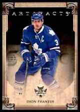 2013-14 Upper Deck Artifacts Dion Phaneuf #20