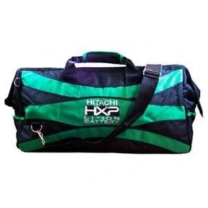 NEW LARGE HITACHI / HIKOG 402094 CONTRACTOR TOOL BAG