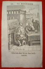 061 DOCTRINE PHILOSOPHIE STOICISME 1688 Chacun doit suivre son inclination