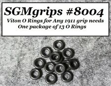 #8004 VITON O-RINGS FOR ANY 1911 GRIPS   MADE IN AMERICA
