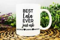 Best Lala Ever Mug Lala Mug Lala Gift Lala Coffee Mug Gift For Lala Lala Mug