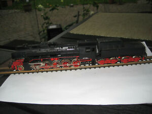 Trix Express Lokomotive mit Tender 42555