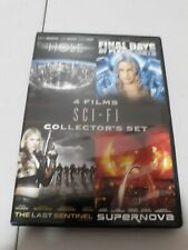 Sci - Fi Collectors Set - 4 Films: The Black Hole / Final Days Of Planet Earth …