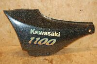 Kawasaki GPZ1100UT KZT10B 1983 - 1985 Seitendeckel, links, grau
