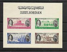 Jordan   @  1964 Nice Block Mnh    @ Me.15