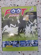 album panini foot 2008 complet