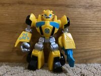 "Hasbro Transformers Rescue Bots Heroes BUMBLEBEE 3"" ACTION FIGURE TOY"