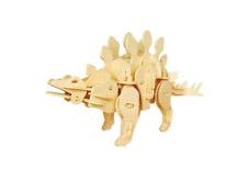 SOUND CONTROL dinosauro 3d in legno Puzzle Stegosaurus modello Puzzle KIT Craft TOY