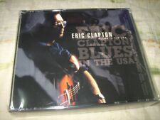 ERIC CLAPTON LIVE - BLUES IN THE USA (4CD, NEW)