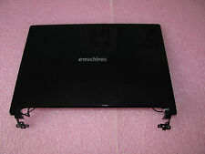 "eMachines em355 PAV70 Netbook 10.1"" LCD Cover with Hinges AP0K9000100"