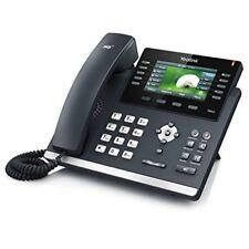 Yealink Sip-T46G IP, VoIP-Telefon, Farbdisplay, schwarz