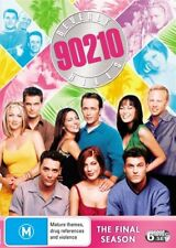 Beverly Hills 90210 : Season 10 (DVD, 2010, 6-Disc Set)