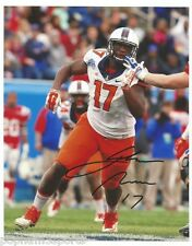 JIHAD WARD Signed/Autographed ILLINOIS FIGHTING ILLINI 8x10 Photo w/COA