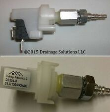 Pressure Switch Assembly/Air Switch for Drain Cleaning Machines, Spas & Hot Tubs