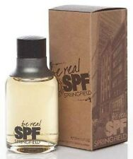 BE REAL SPF de SPRINGFIELD - Colonia / Perfume EDT 100 mL -- Hombre / Man / Uomo