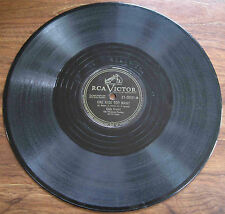 "Eddy Arnold - 78 rpm - ""One Kiss Too Many"" / ""The Echo Of Your Footsteps"" - VG-"