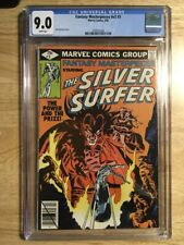 FANTASY MASTERPIECES V2 3 CGC 9.0 - REPRINTS SILVER SURFER 3  - 1st Mephisto