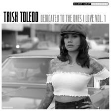 TRISH TOLEDO DEDICATED TO THE ONES I LOVE 1 OLDIES REMIXED CHICANA LATINA