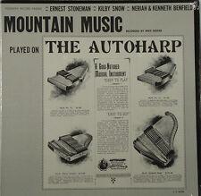 MOUNTAIN MUSIC Played on the Autoharp FOLKWAYS 1962 SEALED LP