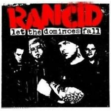 """RANCID """"LET THE DOMINOES FALL"""" CD DIGIPACK PUNK NEU"""