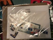 2011 USPS Stamps Collection Year Book Year Set W mail use packet Complete