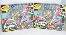 Bonka Zonks Spider-man Stackrobatic Stunt Set Marvel -(Pack of 2)