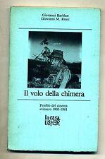 Barblan - Rossi # IL VOLO DELLA CHIMERA # La Casa Usher 1981 1A ED