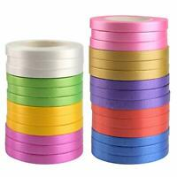 BALLOON CURLING RIBBON -ROSE GOLD & ALL COLORS- PRE-CUT IN 30 METER LENGTHS ROLL