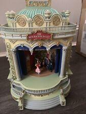 Vintage Mr.Christmas The Nutcracker Ballet Musical Animated Ballet Scenes