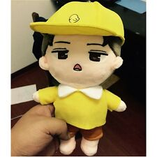 "KPOP EXO Idol Oh Se Hun Plush Cartoon 9"" Childhood Stuffed Doll Toy Fanmade"