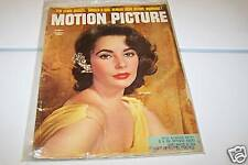 3/1957 MOTION PICTURE movie magazine LIZ TAYLOR