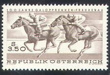 Austria 1968 Horse Racing/Sport/Animals/Nature 1v (n25517)