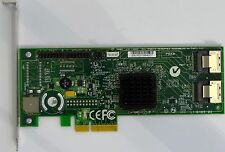 Intel® RAID Controllers SASMF8I / PCI-e 4x  /  Raid 0, 1, 10, 5, 50  / 8 Kanal