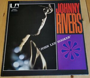 JOHNNY RIVERS John Lee Hooker - 33t...