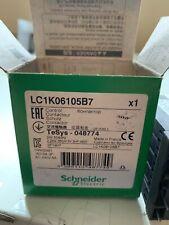 LC1K06105B7.  Pin Type 24V Ac