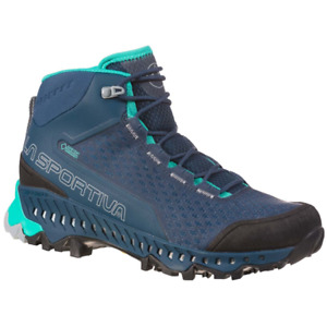 Zapatos Lasportiva Pyramid Mujer Gore-Tex Azul mis-39