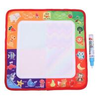 Magic Animal Water Drawing Cloth Board Baby Kids Puzzle Doodle Painting Toy H1
