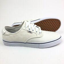 Vans Chima Ferguson Pro Jacquard Checkerboard Marshmallow Skate Shoes Size 10