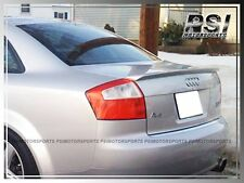 UNPAINTED Trunk Spoiler Wing Lip for 02-05 Audi A4 B6 Quattro AB T Look