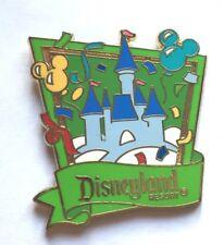 Disney Pin Badge Costco Travel - DLR - Celebrate Everyday Sleeping Beauty Castle